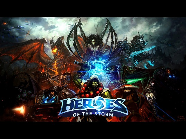2017-12-12 Heroes of the Storm (American Server)