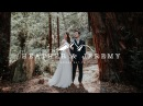 Most EPIC elopement EVER - Wedding in California Redwoods