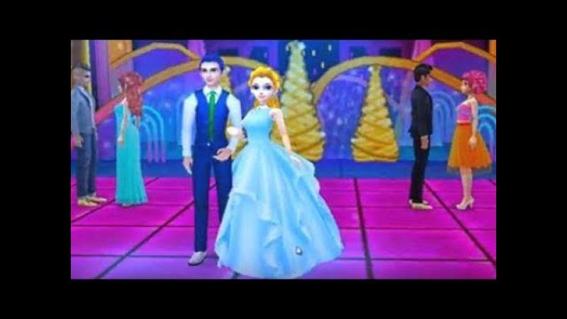 Игра королева бала Танцы и любовь Королева выпускного Prom queen Игры коко плей 2 ч