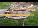 Home made 1000 lb Crossbow!
