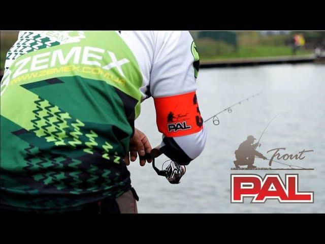 Видео Zemex - PAL trout 2017. 1 ТУР. Only Fishing - только рыбалка
