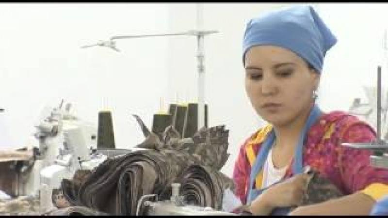 Terra industrial инновации в легкой промышленности Казахстана (24.03.16)