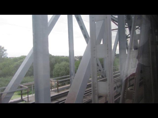 Россошь прибытие ЮВЖД. Поезд№542С Адлер-Москва 29.08.2017
