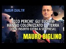 Mauro Biglino - Ecco perchè gli Elohim hanno colonizzato la Terra (con inserto extra a sorpresa)
