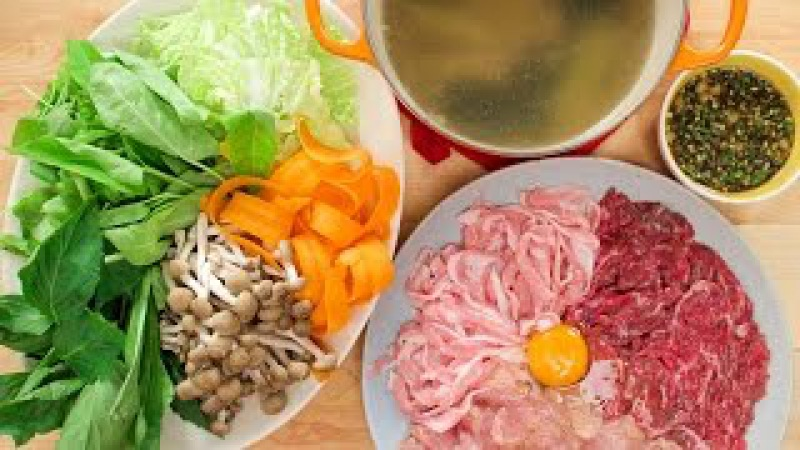 Thai Hot Pot Recipe