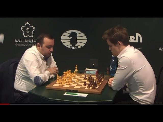 World BLITZ CHESS Championship 2017 - PETROSIAN vs CARLSEN | Round 17