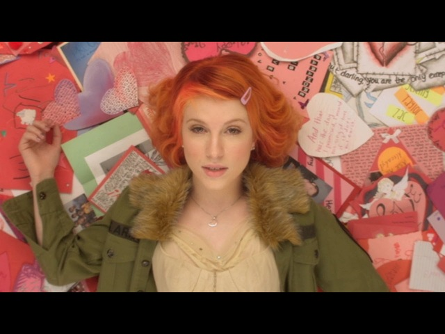 Paramore The Only Exception OFFICIAL VIDEO
