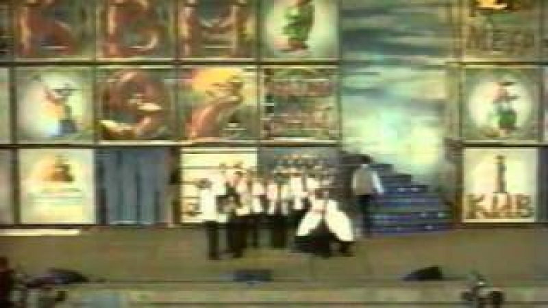 КВН Летний кубок (1997) - ХАИ - Домашка