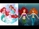 Если бы Принцесы Диснея и феи Винкс встретились. Disney Princess and Winx Fairies met