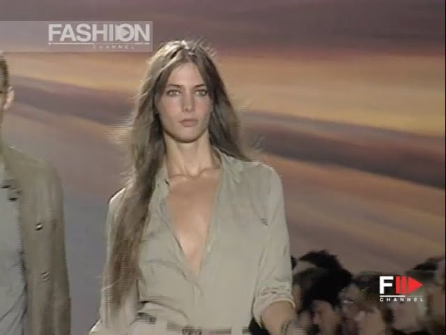 DKNY Full Show Spring Summer 2004 New York by Fashion Channel