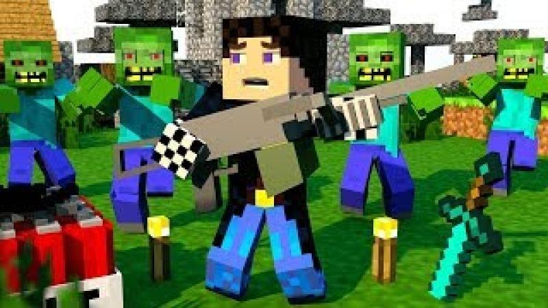 ЗОМБИ АПОКАЛИПСИС В МАЙНКРАФТ! ЭТО КОНЕЦ СВЕТА?! ВЫЖИВАНИЕ В МАЙНКРАФТ! - (Minecraft - Сериал) » Freewka.com - Смотреть онлайн в хорощем качестве