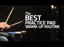 The BEST Practice Pad Warm-Up - Drum Lesson (Drumeo)