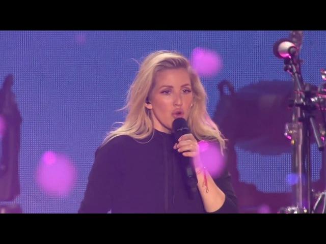Ellie Goulding First Time LIVE at V Festival 2017