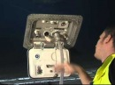 Airbus A318/A319/A321 potable water filling with Electrical Power