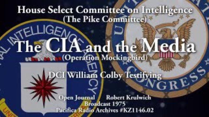 Operation Mockingbird: The CIA and the Media