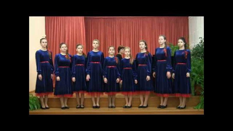 ансамбль КАНЦОНА г.Железногорск-Илимский