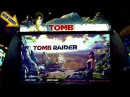 Tomb Raider Arcade Game Play Light Gun Shooter New Release First Look Stranded On An Island