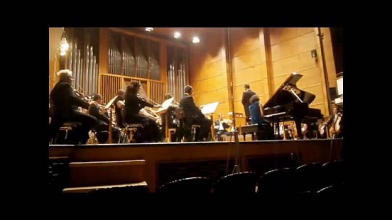 Sofia Philharmonic Orchestra Martin Panteleev Maria Meerovich Sergei Nakariakov 3