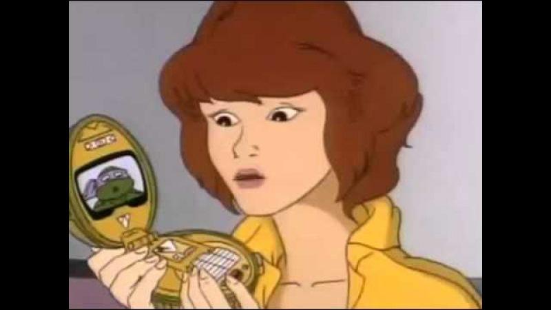 TMNT Teenage Mutant Ninja Turtles Season 3 Episode 37 The Turtle Terminator
