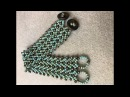St Petersburg Chain Bracelet - A How To video by Bronzepony Beaded Jewelry