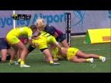 Обзор всех матчей женской сборной России по регби-7 на этапе Мировой серии в Сиднее