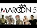 ♂ Maroon 5 Moves Like Aniki ♂