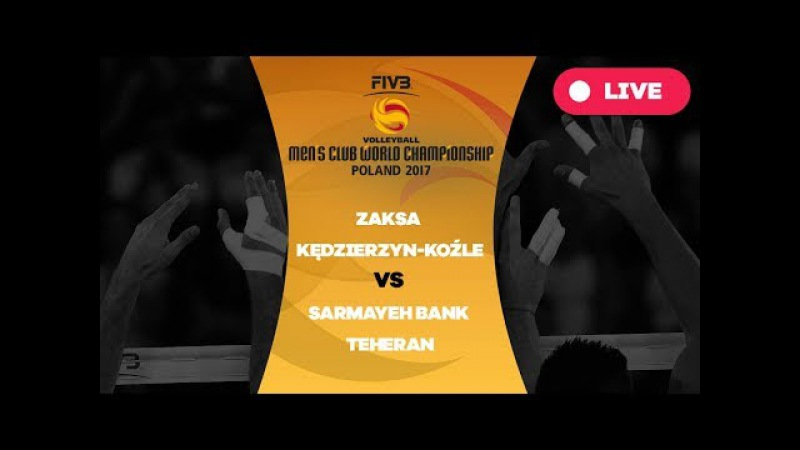 Men's Club World Championship, Group A, ZAKSA Kędzierzyn-Koźle – Sarmayeh Bank Teheran