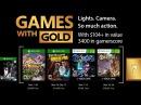 Games with Gold – Ноябрь 2017 бесплатные игры (XONE)