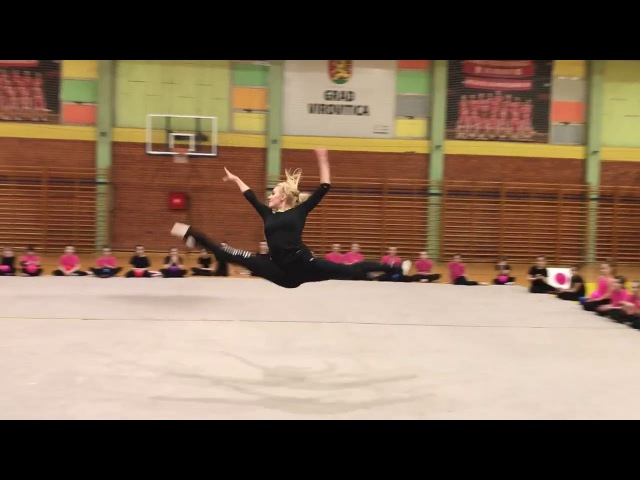 Master class RG. Elizaveta Nazarenkova. Groatia 2018