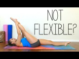 Stretches for the Inflexible! Complete Beginners Flexibility with Nico Dance, Gymnastics, Splits