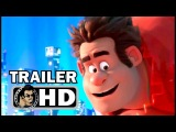 WRECK IT RALPH 2 Official Trailer #1 (2018) Disney Animated Movie HD