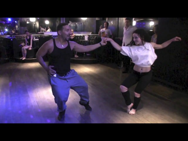 Brazilian Zouk Lambada Dance Body Movement Tutorial by Joe and Evelyn