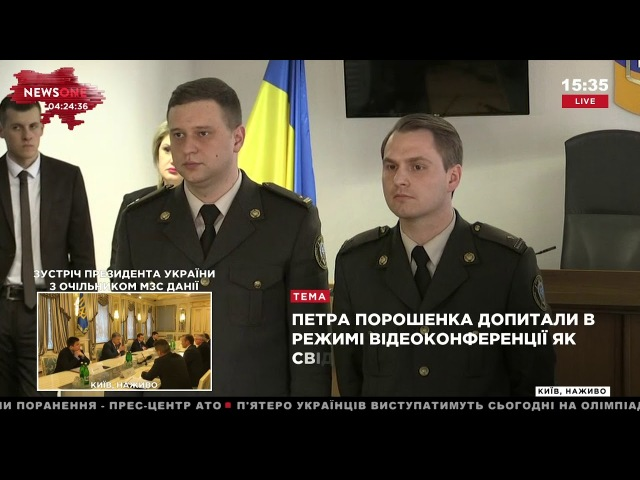 Максим Крым: подобное поведение – это позиция защиты для срыва допроса свидетеля Порошенко 21.02.18