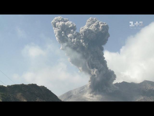 Кровавое озеро и закапывание в вулканический песок. Япония. Мир наизнанку - 9 сер ...