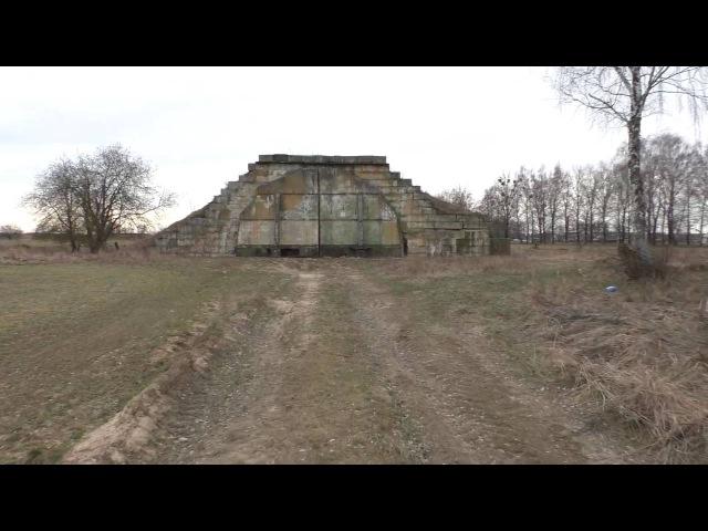 Щучин. Аэродром. Ангары бывшего 979-го ИАП. Часть 2