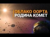 Облако Оорта. Родина комет