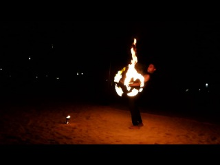 Super Fire Show and Latinos Party/Beach Albatros/Hurghada/05/08/17/Beach Party/Dance/Drinking/