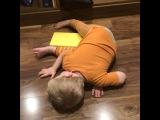 Nick Carter on Instagram Were in Dadas office and hes taking a nap in-between studies lol. #toddlers #babies #kids #odinsparents #truelove #fam...