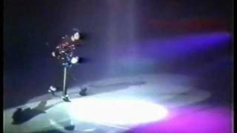 Michael Jackson Billie Jean live in Amsterdam 1996 amateur