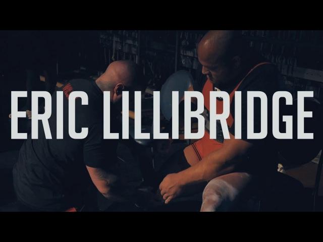 ERIC LILLIEBRIDGE - BIG DOGS 2 -1077.5kg/2375lbs TOTAL | 4K