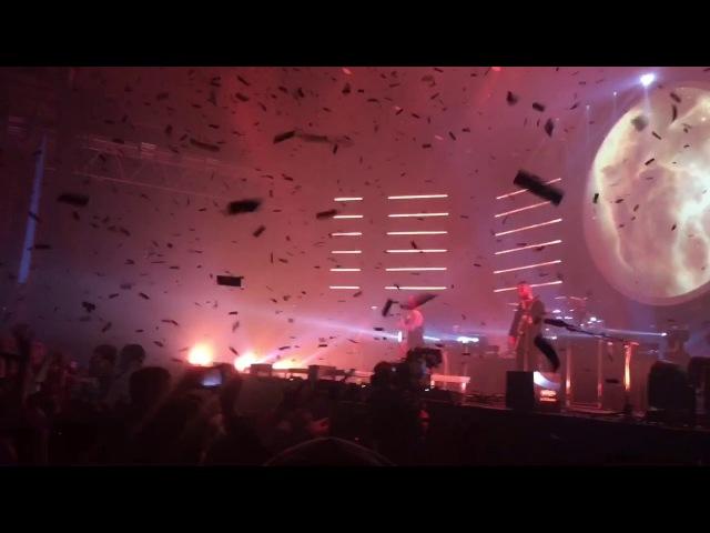 Architects - Doomsday (1st time at London gig) (Live, Alexandra Palace, London 2018)
