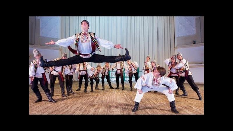 Молдавская сюита Хитрый Мокану. ГААНТ имени Игоря Моисеева