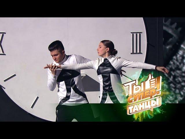 Чувственный танец Джейхуна и Алины привел всех в зале в невероятный восторг!