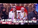 Pentatonix Go Beyond the Battle   Lip Sync Battle