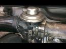 AGR - Ventil (Abgasrückführungsventil) nach 449.597 km erneuert, WAHLER 7293D, Golf4 TDI