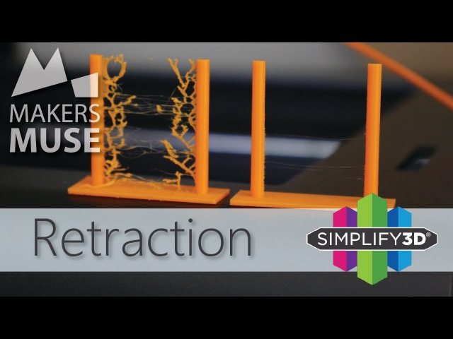 Stop the stringing with Retraction 3D Printing 101