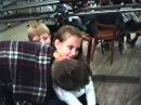1999 - 8 Марта в РАДУГЕ - Праздничный вечер с играми и дискотекой в отремонтированном зале