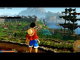 One Piece World Seeker - 9 Minutes of NEW Demo Gameplay (1080p)