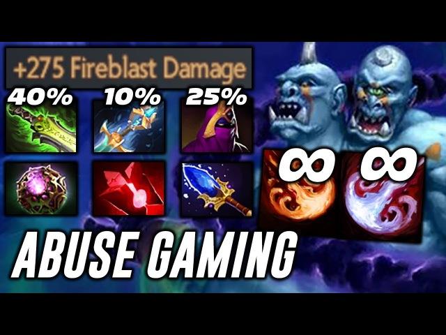 GoodWIN OGRE Abuse Gaming Dota 2