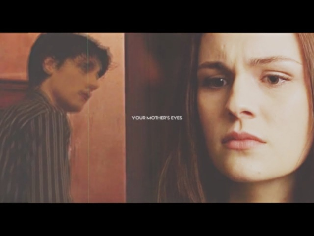 ❖ lily and severus your mother's eyes